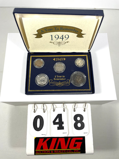 Collector Coins from 1949