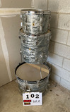 Ludwig Jazz-Style Drum Set - (3) Pieces