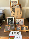 Box of Approx. (40) Celebrity Photos w/Hal Brown