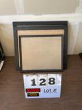 (3) Vintage Picture Frames