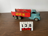 Vintage Toy Metal Truck - Heavy Duty Express