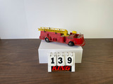 Vintage Marx Deluxe Wind-Up Ladder Truck Toy