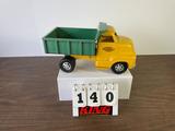 Vintage Metal Dunwell Toy Dump Truck