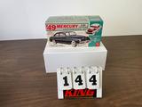Vintage AMT Model Kit - '49 Mercury 2 Dr Coupe