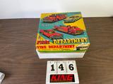 Cragston Vintage Toys Fire Department 5-Pc. Set