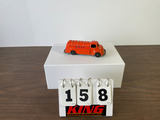 Vintage Gulf Oil Tank Delivery Truck, Diecast