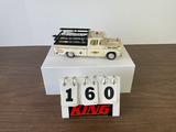 60s Plastic Model Service Pickup Blue Sunoco