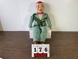 Jerry Mahoney Ventriloquist Puppet