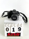 Nikon Cool Pix P500 Digital Camera