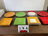 Approx. (20) Pcs. of Carbie Dishes