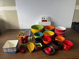 Lot of Asst'd. Dishes