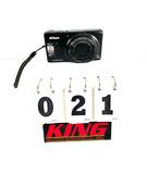 Nikon Cool Pix S9500 Digital Camera