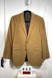 Made, Cam Newton Men's Tan Corduroy Sports Coat Med