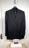 Men's Jos. A Bank Navy Pinstripe Suit Size Med.