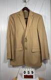 Ralph Lauren Men's Camel Hair Sportcoat 44L