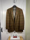 Hunter & Coggins Men's Harris Tweed Sportcoat