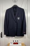 Hardwick Men's Navy Sportcoat Size Med.