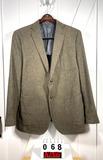 JKT New York Men's Wool/Cotton Sportscoat 44