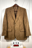 Warren Swell Men's Brown Polyester Sportcoat