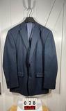 Ralph Lauren Men's Navy Suit, Med