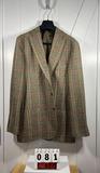 Nigel's Men's Brown Wool Sportcoat