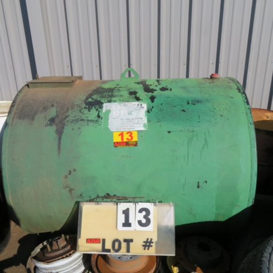 500-Gal. Used Oil Tank