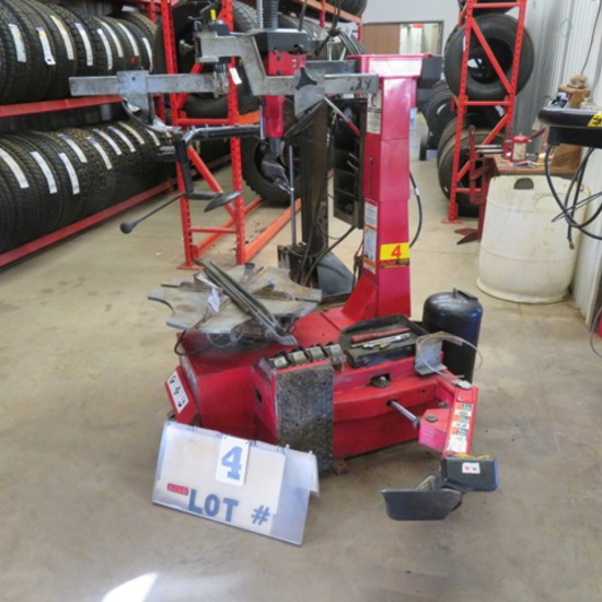 Hunter TCX575 Tire Machine