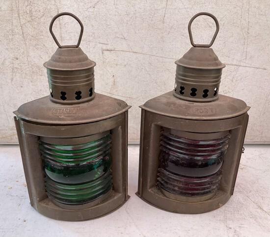 Nautical Lanterns