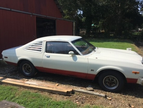 1978 Dodge Aspen Coupe. 1 owner! Purchased August 1978 from Russell Motors