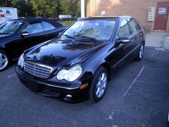 2007 Mercedes-Benz C280 Sedan.All Wheel Drive.