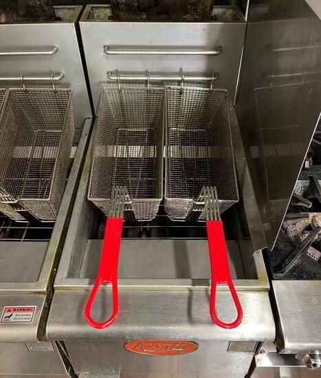 Fryer Avantco FF300-P 16''