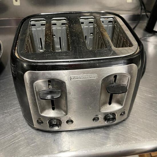 Toaster BlackDecker