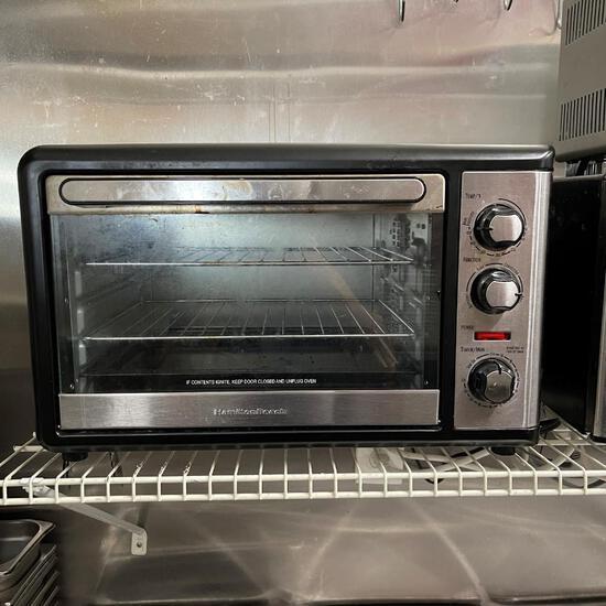 Mini oven HamiltonBeach 31108