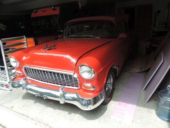 1955 Chevy Sedan Model 210