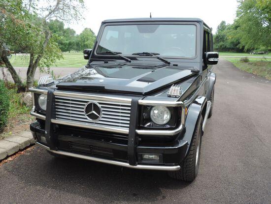 2005 Mercedes Benz G55 AMG Kompressor