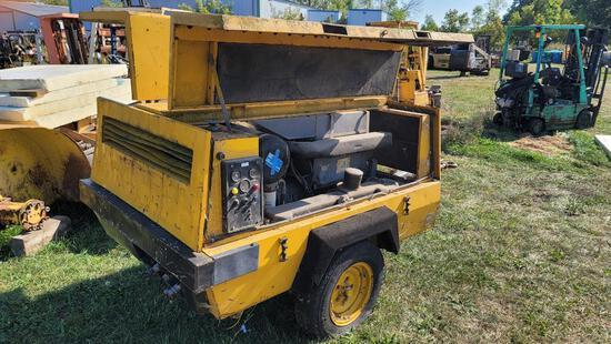 Atlas Portable Diesel Air Compressor
