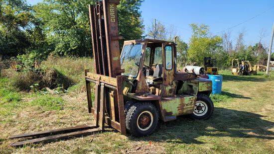 Clark Heavy Duty Forklift