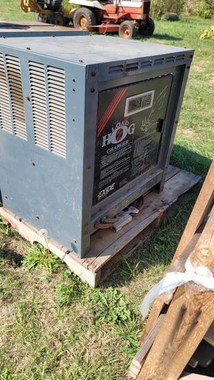 Exide Load Hog Battery Charger