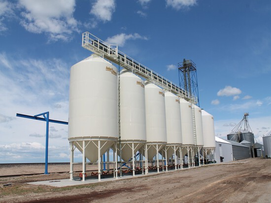 LENDER ORDERED: Pardue Grain Surplus Equipment