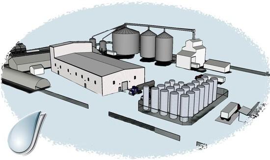 5 MMGY Biodiesel Plant & Soybean/Hemp Equipment
