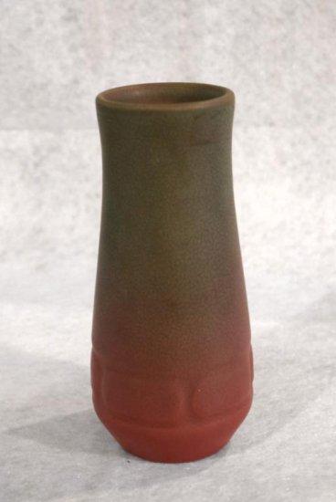 """7"""" 2-Tone Rookwood Vase"""