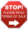 STOP - PLEASE READ TERMS & CONDITIONS PRIOR TO BIDDING