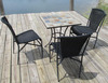 4-Piece Outdoor Table & Chairs - OD