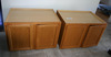 Pair Of Kitchen Cabinets