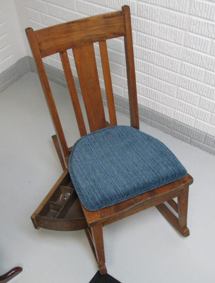 Sewing Rocking Chair