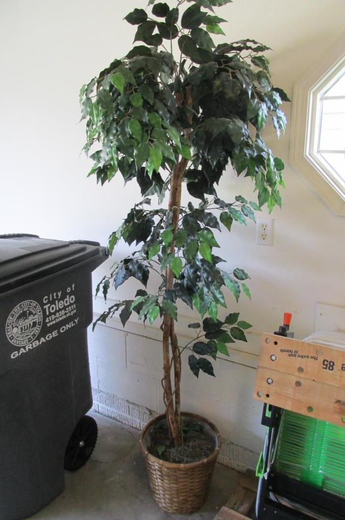 Faux Tree
