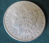 1889 Morgan Silver Dollar - M