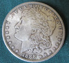 1888 Morgan Silver Dollar - M