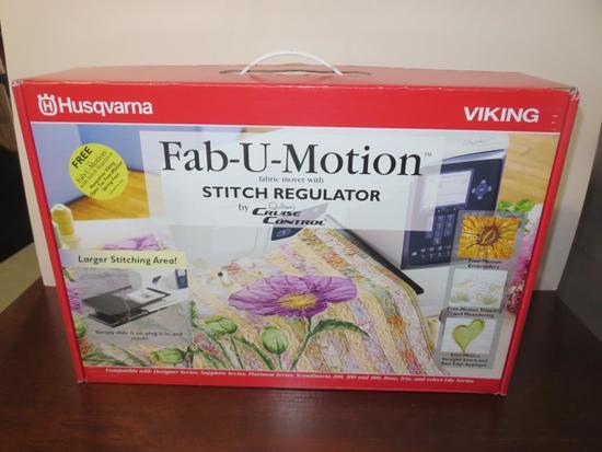 Husqvarna VIKING Fab-U-Motion  - W