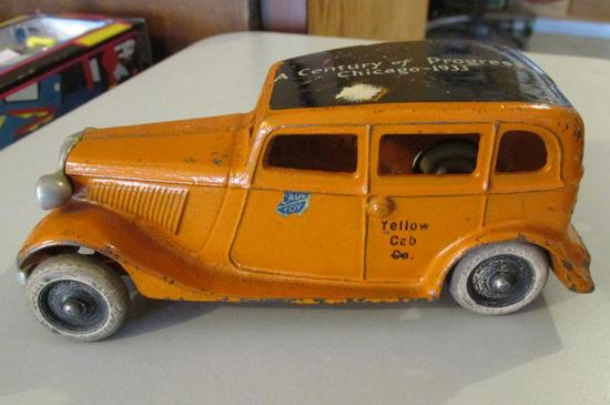Die Cast Metal Car With Misc. Hot Wheels - G